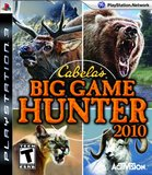 Cabela's Big Game Hunter 2010 (PlayStation 3)